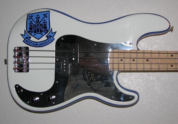 steve harris signature bass